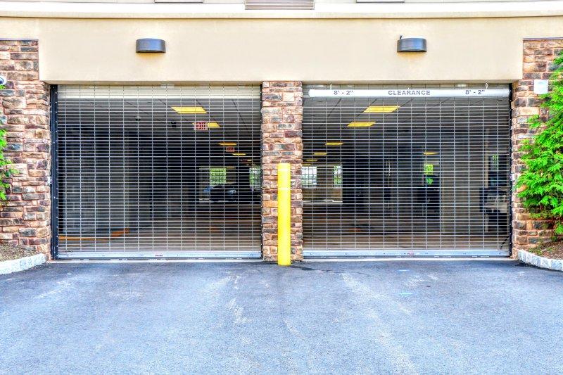 Parking Garage Overhead Door : Security grilles