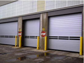 Hormann Flexon Roll-Up Doors, Speed-Guardian 4000 U Interior or Exterior Secure