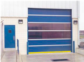 Hormann Flexon Roll-up Doors, Speed-Master® 2600L Interior or Exterior