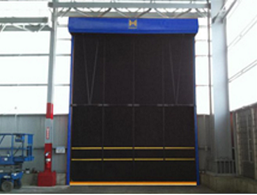 Hormann Flexon Roll-Up Doors, Rubber Doors, 4600 RE/ 4600 RS/ 4600 RD - Mining Applications