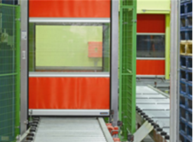 Hormann Flexon Roll-Up Doors Machine Protection Interior Areas Between Equipment and Personnel. & Finest Doorman Blog | Loading Dock New Jersey - New York | Hormann ...