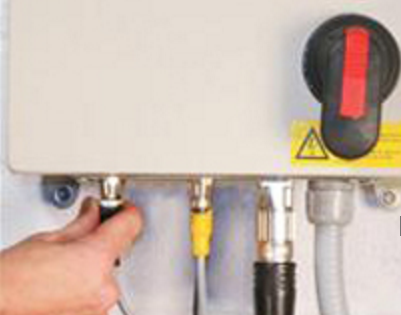 Hormann Flexon Roll-Up Doors Rubber Doors Smart Start™ HFC1 Control Box & Repair Service for Flexon Doors