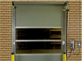 Hormann Flexon Roll Up Doors, Speed-Master® 1600 L Eco Interior or Exterior up to 12 x 12