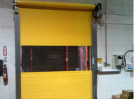 Roll Up Doors, Speed Commander TM 1400 SEL Interior Door Openings