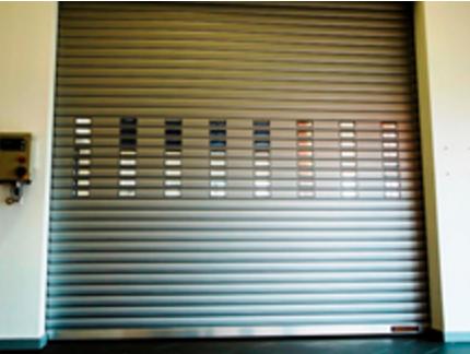 Hormann Roll Up Doors, Steel Ranger 9000 L High Performance Rolling Steel  Door.
