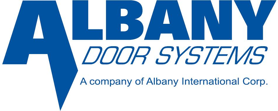 Logo of Albany Door Systems, Assa Abloy High Speed Line