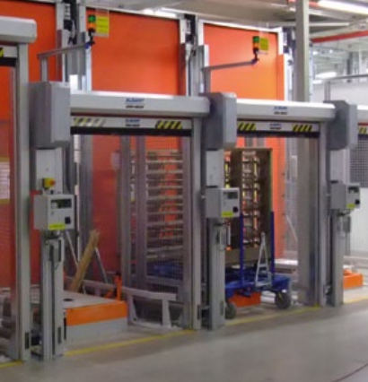 Albany Doors Assa Abloy High Speed Line, Doors for process applications, Albany RP300