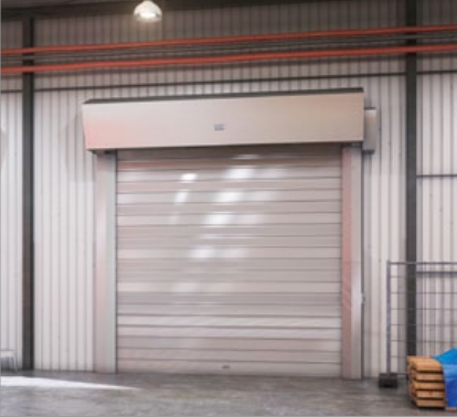 Albany Doors Assa Abloy High Speed Line, Doors with curtains, Albany RR3000 ISO