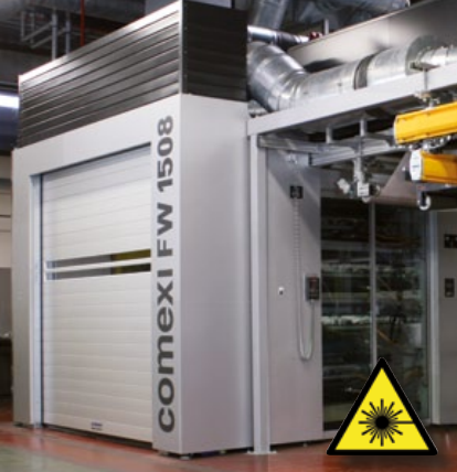 Albany Doors Assa Abloy High Speed Line, Doors for process applications, Albany RR3000