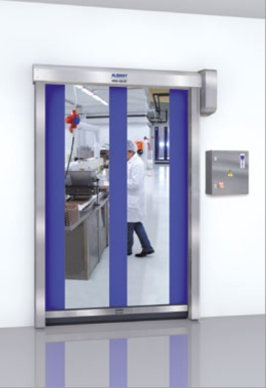 Albany Doors Assa Abloy High Speed Line, Special Application Doors, Albany RR300 Food