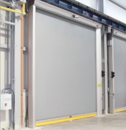 Albany Doors Assa Abloy High Speed Line, Doors with Flexible Curtains, Albany RR450, 600, 600 G