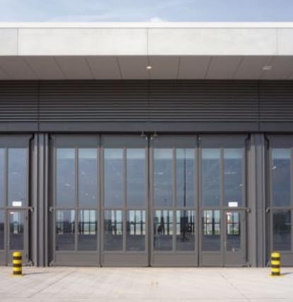 Albany Doors Assa Abloy High Speed Line, Alternative Solutions, Albany RapiFalt SF