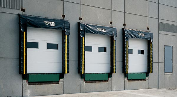 Assa Abloy Amarr Commercial Sectional Doors, Steel Sectional Doors. Amarr 2731 Polystyrene Insulated, formerly Amarr 1380