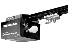 LiftMasters Lightduty Commercial Door Operators, ATS Advanced Trolley System Light-Duty Trolley Operator for residential or light-duty commercial door installment