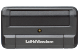 LiftMaster Commercial Door Operators Additional Accessories, Encrypted DIP Single-Button Remote Control Model 811LM