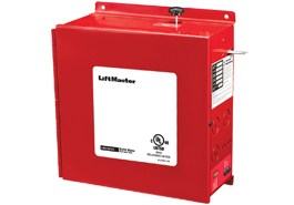LiftMaster Fire Detection and Alarm Systems,  Model LM21AFCB, Advanced Fire Control Release Device