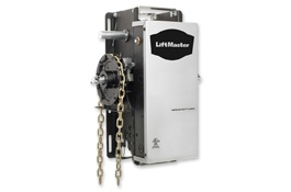 Liftmaster Commercial Door Operators, Medium-Duty, MHS Hoist Operator, Slow-Speed Hoist Operator for Rolling Sheet Doors