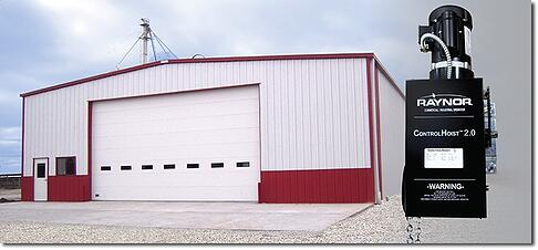Finest Doorman Blog Loading Dock New Jersey New York Raynor Controlhoist 2 0 Commercial