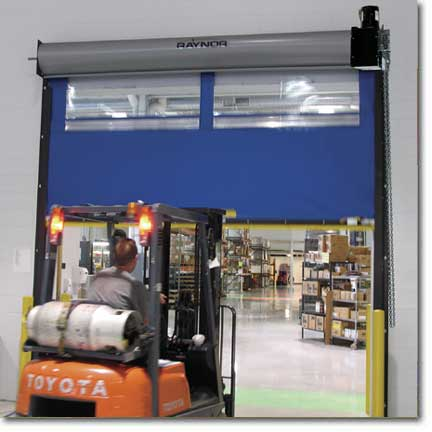 Raynor Traffic Doors, FabricCoil Basic
