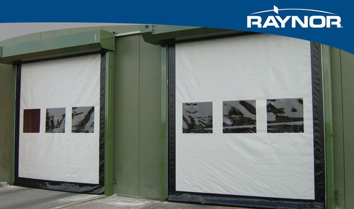 Raynor Commercial High Performance Doors, Rapid Coil RC300