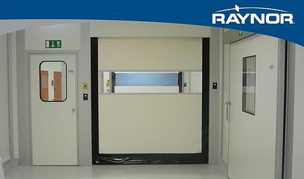 Raynor Commercial High Performance Doors, Rapid Coil RC200