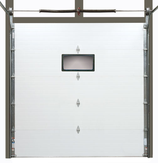 Raynor Commercial Sectional Garage Doors, TH160