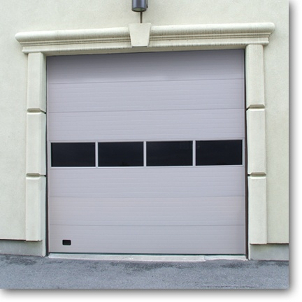 Raynor Commercial Sectional Garage Doors, ThermaSeal TM220