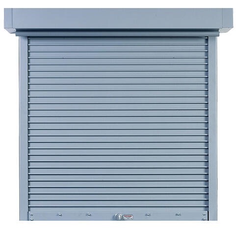 Raynor Commercial Sectional Garage Doors, DuraShutter Standard