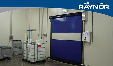 Raynor Commercial High Performance Doors, RapidCoil RC100