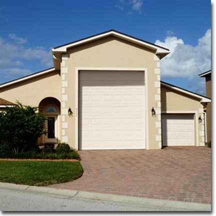 Raynor Commercial Sectional Garage Doors, Commercial Buildmark