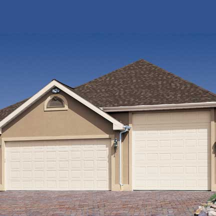Raynor Commercial Sectional Garage Doors, DesignForm Optima
