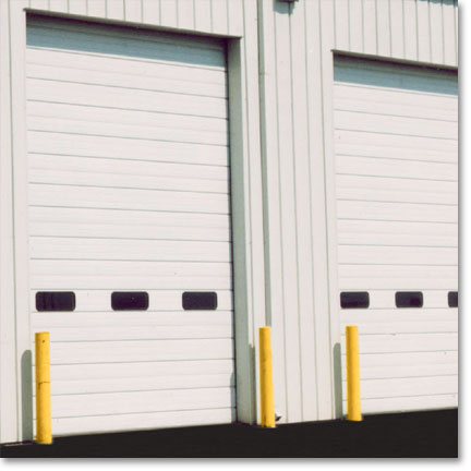 Raynor Commercial Sectional Garage Doors, SteelForm S-24C