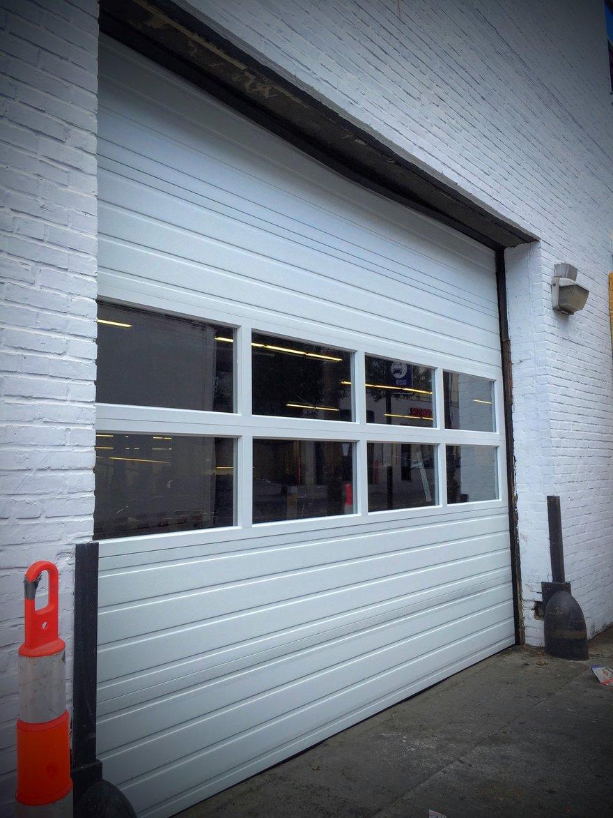 garage georgetown photo door service commercial overhead repair doors industrial