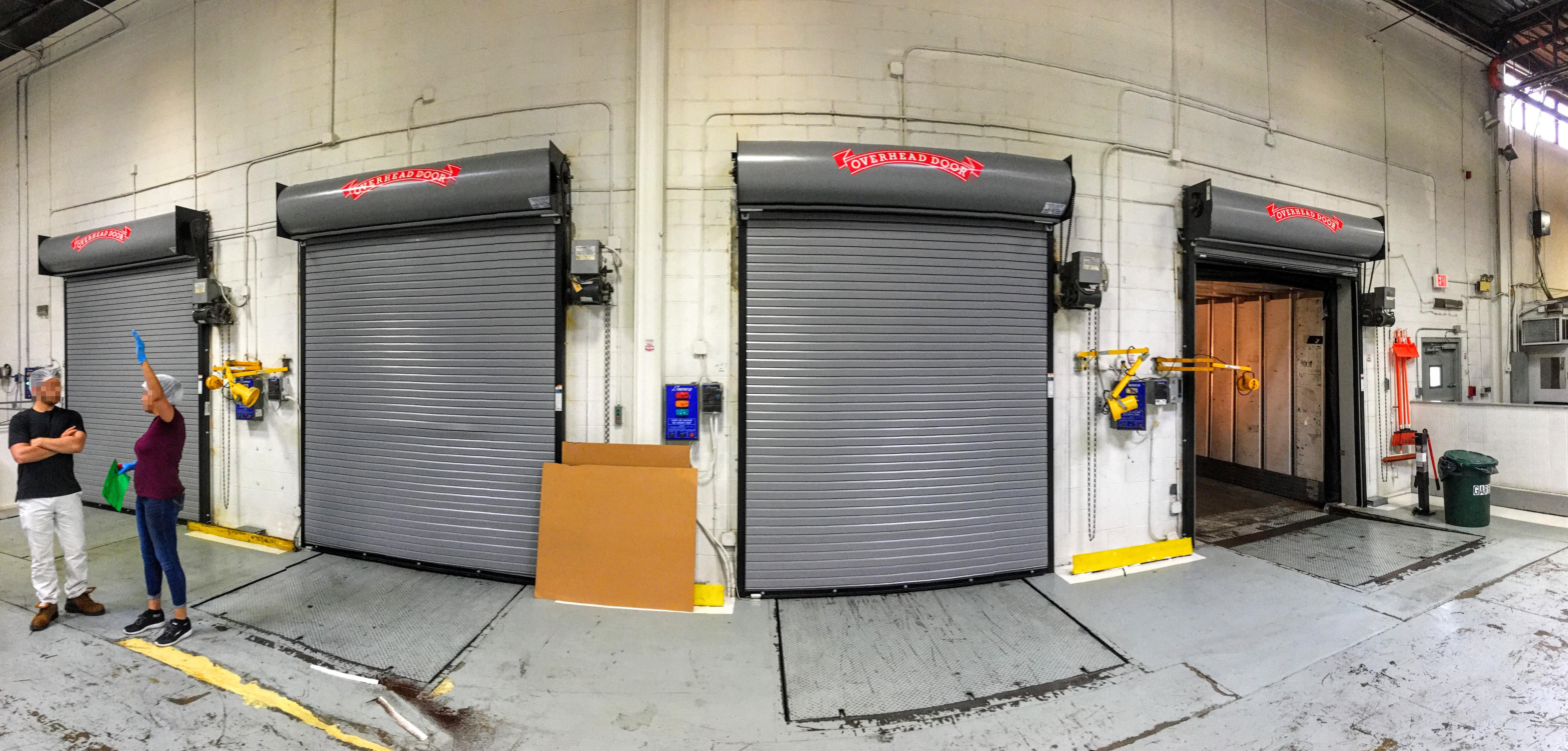 Rolling Dock Doors New Jersey & New York
