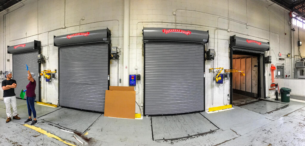 Rolling Dock Doors New Jersey & New York