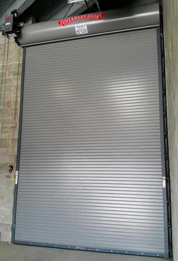 Fire Rated Gates : Rolling fire rated gates doors
