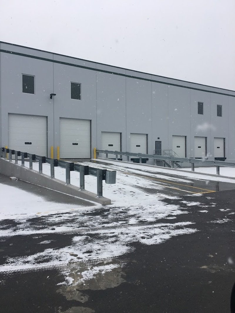 sectional loading dock doors in New Jersey 6