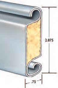 Insulated Coiling Doors Amp Model 600 U201cservice Door