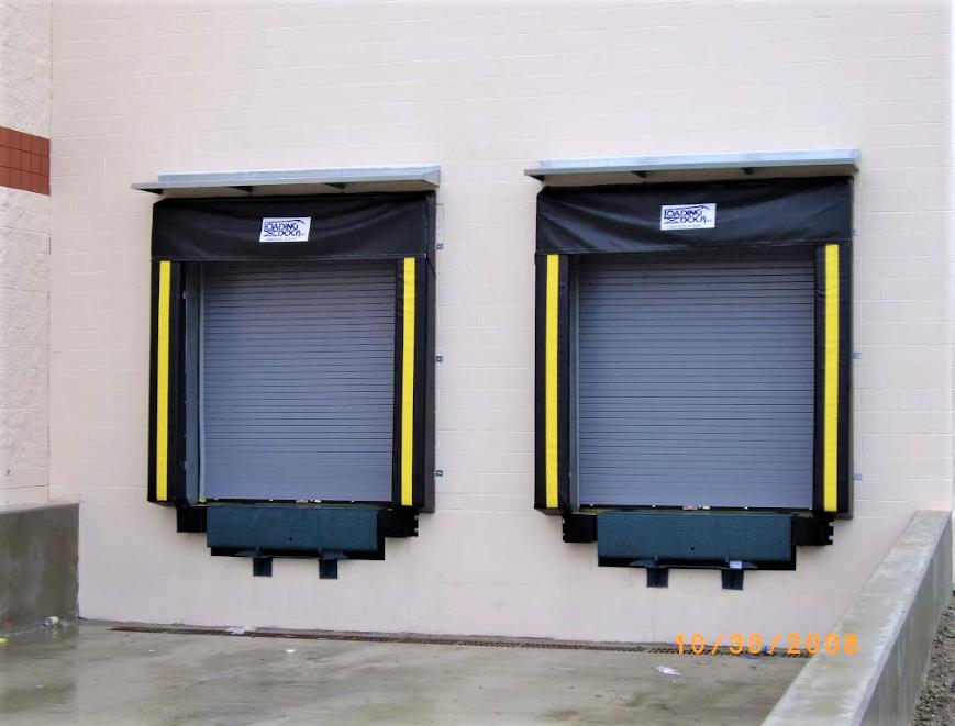 Gray Rolling Steel Doors Installed By Overhead Door Company Of The  Meadowlands U0026 NYC