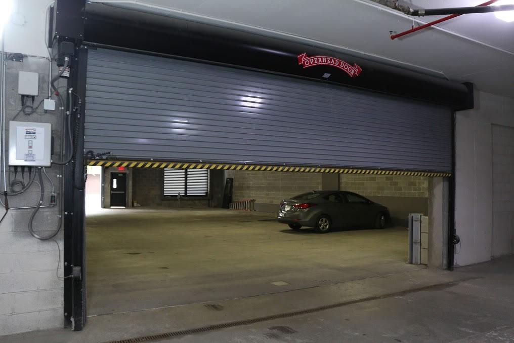 Parking Garage Overhead Door : Parking garage doors