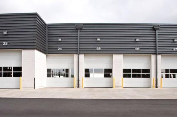 Sectional Steel Door 418 Wide