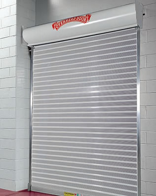 Security Grilles 674 Series By Overhead Door Corporation
