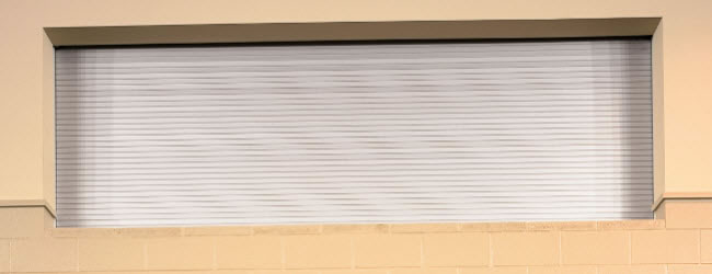 Durable And Affordable Rolling Doors. Service_Counter_Door