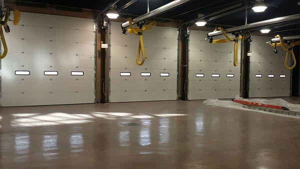 Commercial Overhead Doors and Industrial Doors