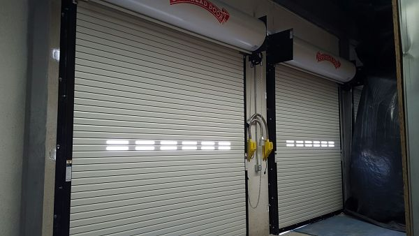Rolling Doors & Commercial Overhead Doors Loading Dock Equipment Industrial Doors ...